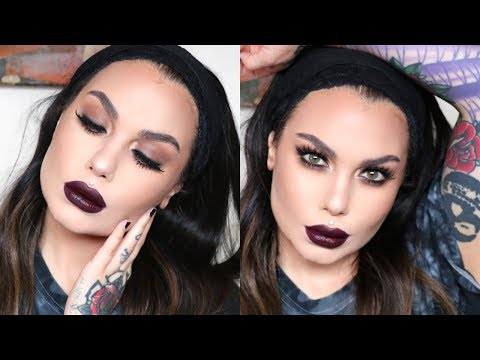 Grungy Matte Fall Look & Chit Chat  | Bailey Sarian