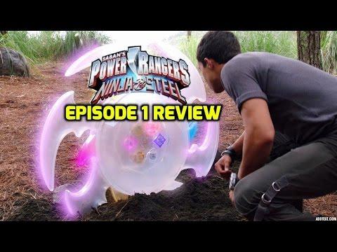 Power rangers ninja episode 1
