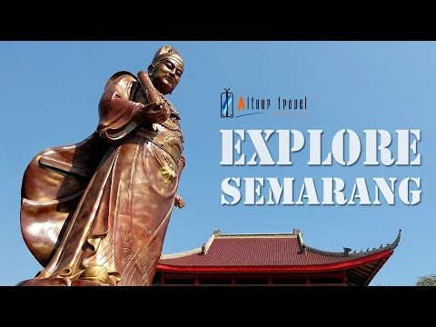 Traveling by Train - Explore Semarang (Short) [ Altour Travel ]
