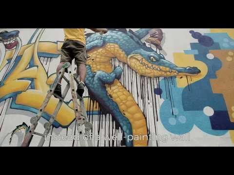 Graff Ik 'Art 2016 / JAM SESSION :  L'ART URBAIN ET LA MUSIQUE
