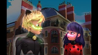 Miraculous Ladybug Speededit: Big reveal | Adrinette| LadyNoir|