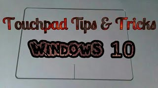 Laptop Mouse Touchpad Gestures    Tips & Tricks    Technical Nirmal