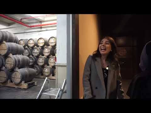 ARARAT BRANDY MUSEUM TOUR - Yerevan, Armenia *** FULL TOUR IN HD ***