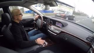 Probefahrt - Mercedes-Benz S-Klasse Lim. S 600  (221.176)