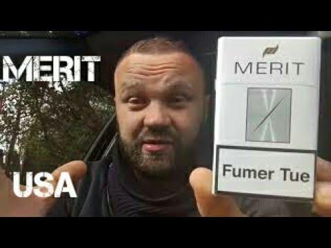 Обзор сигарет MERIT США