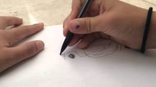 How to draw master chief : part 1
