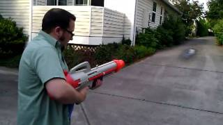 Super Soaker CPS 2500 in action - One of the best