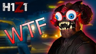 THINK H1 ISN'T BROKEN? WATCH THIS... | H1Z1 KOTK - WTF Moments Ep. 57