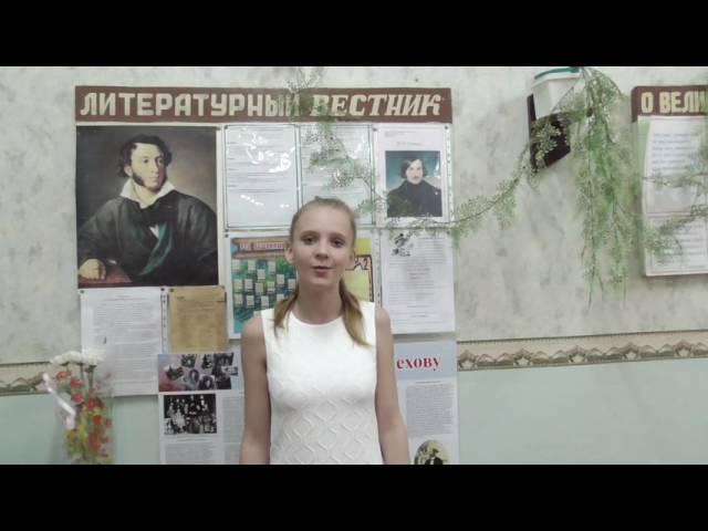 Изображение предпросмотра прочтения – ДарьяПанина читает произведение «Зимнее утро» А.С.Пушкина
