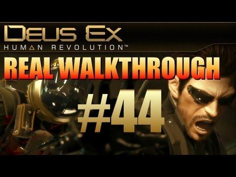 Deus Ex Human Revolution Walkthrough - Part 44 - Three Different Ways into the Lee Geng Lab