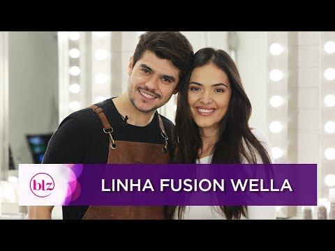 Tratamento com a Linha Fusion by Wella I Beleza na Web