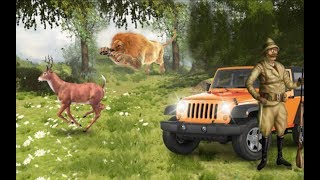 ► Lion Hunting African Safari - Wild Animal Sniper Shooting Games Android Gameplay