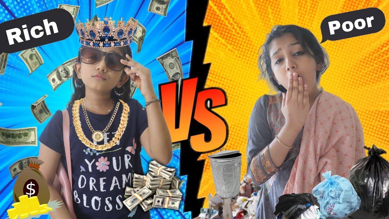 RICH vs POOR | Funny series | Minshasworld