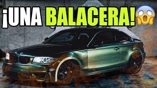 ESTE BMW OCASIONO UNA BALACERA POR UNA MODIFICACION    ALFREDO VALENZUELA