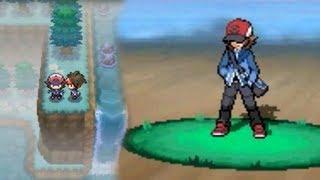 Pokémon VoltWhite 2 / BlazeBlack 2: Vs. Hilbert