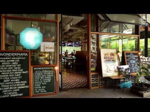 WONDERMAMA CAFE, Bangsar Village, Kuala Lumpur