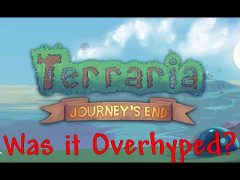 WAS TERRARIA 1.4 OVERHYPED?