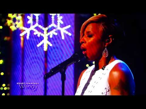 Mary J. Blige on Wendy Williams singing Therapy.