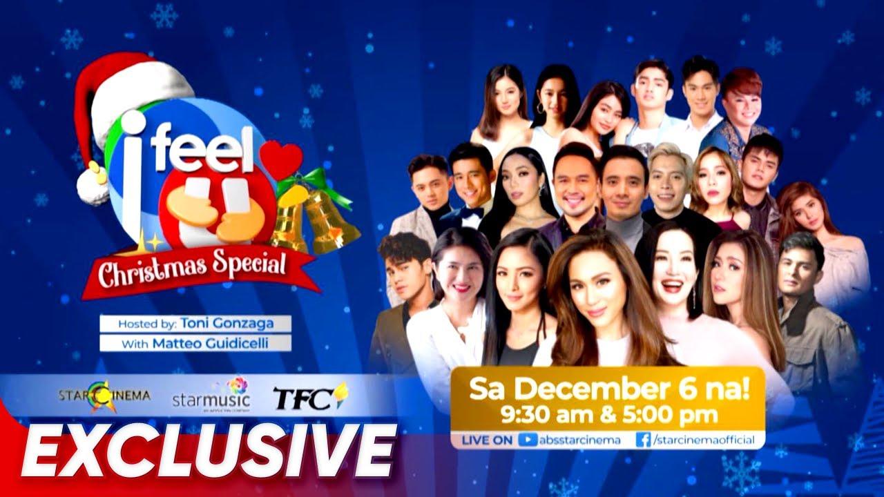 Teaser   I Feel U Christmas Special this December 6 na!