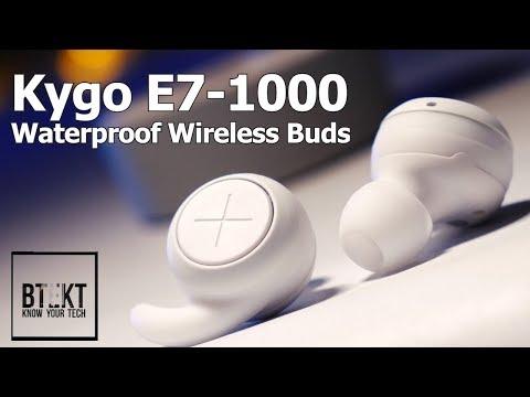 Kygo E7/1000 True Wireless Waterproof Earbuds | Should You Splash The Cash?