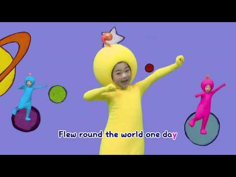 Sing and Dance   Five Little Men in a Flying Saucer   Full version   My Friend, TTOBO 2   Kids Bom
