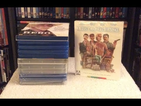 HUGE BLU RAY PICKUPS HAUL - September 2017 - 12 Pickups!