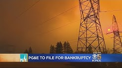 PG&E Announces Plans To File For Chapter 11 Bankruptcy