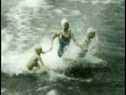 1951 Chevy Technicolor Ad 1: Narragansett Bay