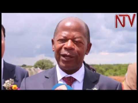 Ennima ennungi: Uganda ne South Korea batandise essomero e Nakasongola