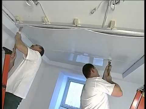 Натяжные потолки отзывы, недостатки, проблемыМир ремонта