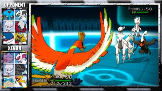 Pokemon X and Y Wi-Fi Battle vs Ruppy - Ho-Oh WARNING! Sleep/Talk Roost OP! UBER Tier (Narrated #71)