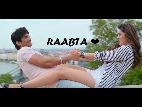 Kuch Toh Hai Tujhse Raabta - Female Version Video Song | Raabta | Sushant Singh Rajput , Kriti Sanon