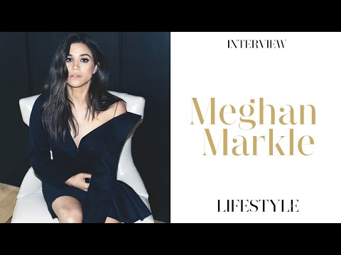 Meghan Markle Interview for Lifestyle Mag