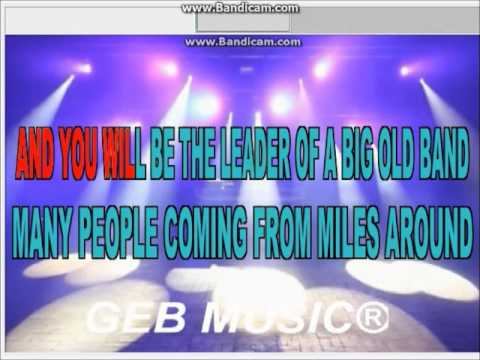 JOHNNY B GOOD karaoke NEW VERSION mp3
