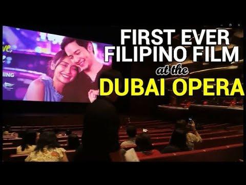 'Hello, Love, Goodbye' screening at the Dubai Opera