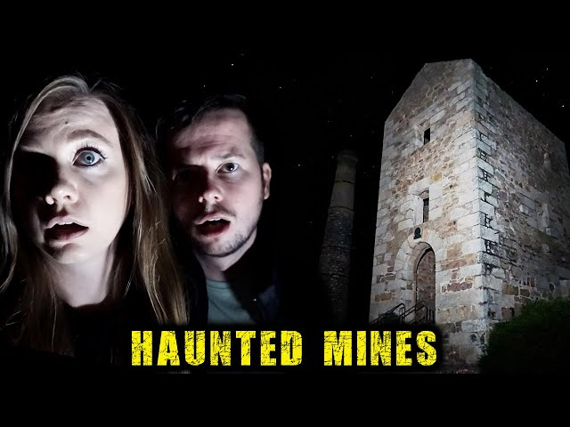 This Made Me Run Scared | Is this Abandoned Mine Haunted?