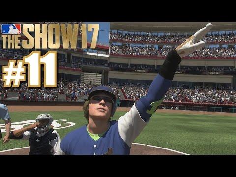 THE POWER OF THE DARK SIDE!   MLB The Show 17   Diamond Dynasty #11