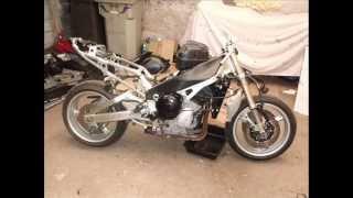 R1 YZF 2000 Démontage complet, moteur HS