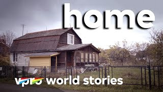 What is HOME for people across the world?