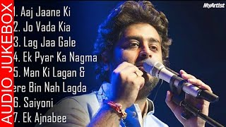 Arijit Singh Old Songs Medley | Arijit Singh Unplugged Collection | Popular Old Hindi Romantic Songs