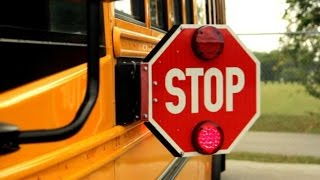 New Technology Catches Drivers Who Don't Stop for School Buses