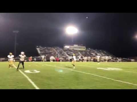 Steve Gilmore Scoring a Touchdown