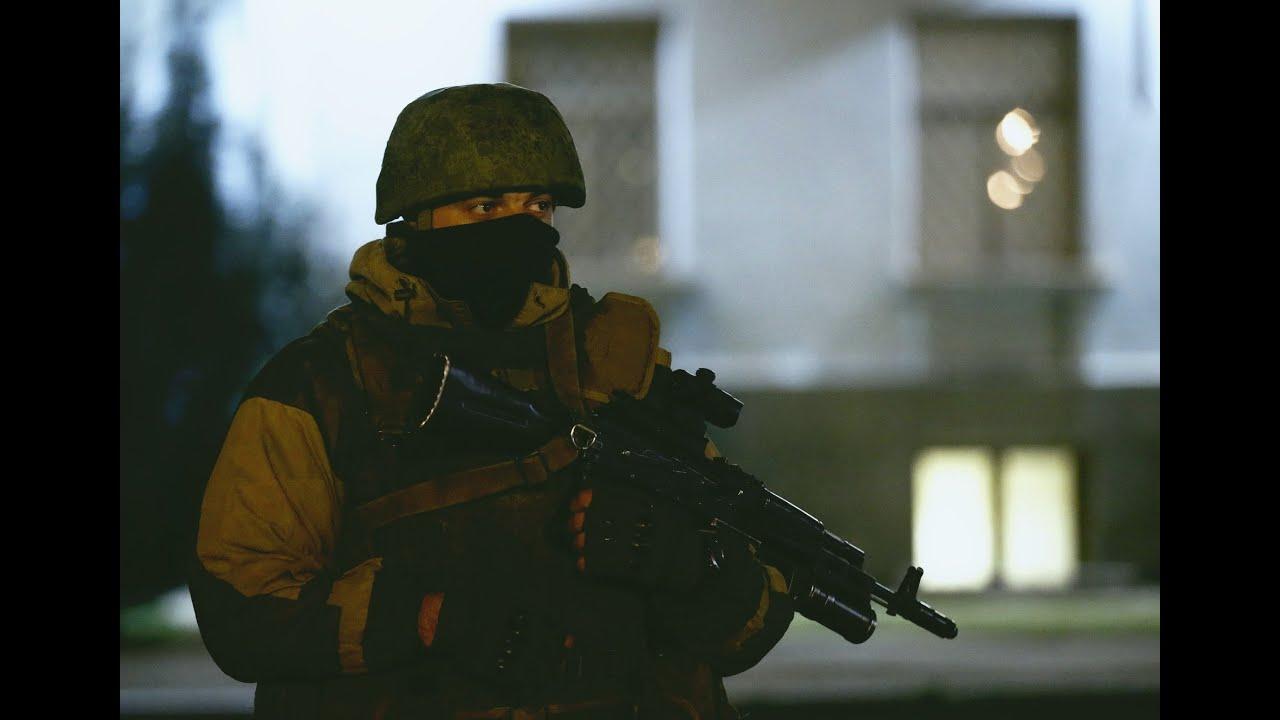 Kino — Peaceful Night. Armed men in Crimea. Вежливые люди. Crimea Five Years Later MyTub.uz