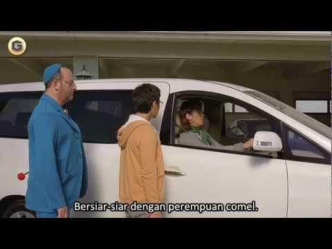 Toyota ReBorn x Doraemon CM5 [Suteki Na Drive] Malay / Eng sub