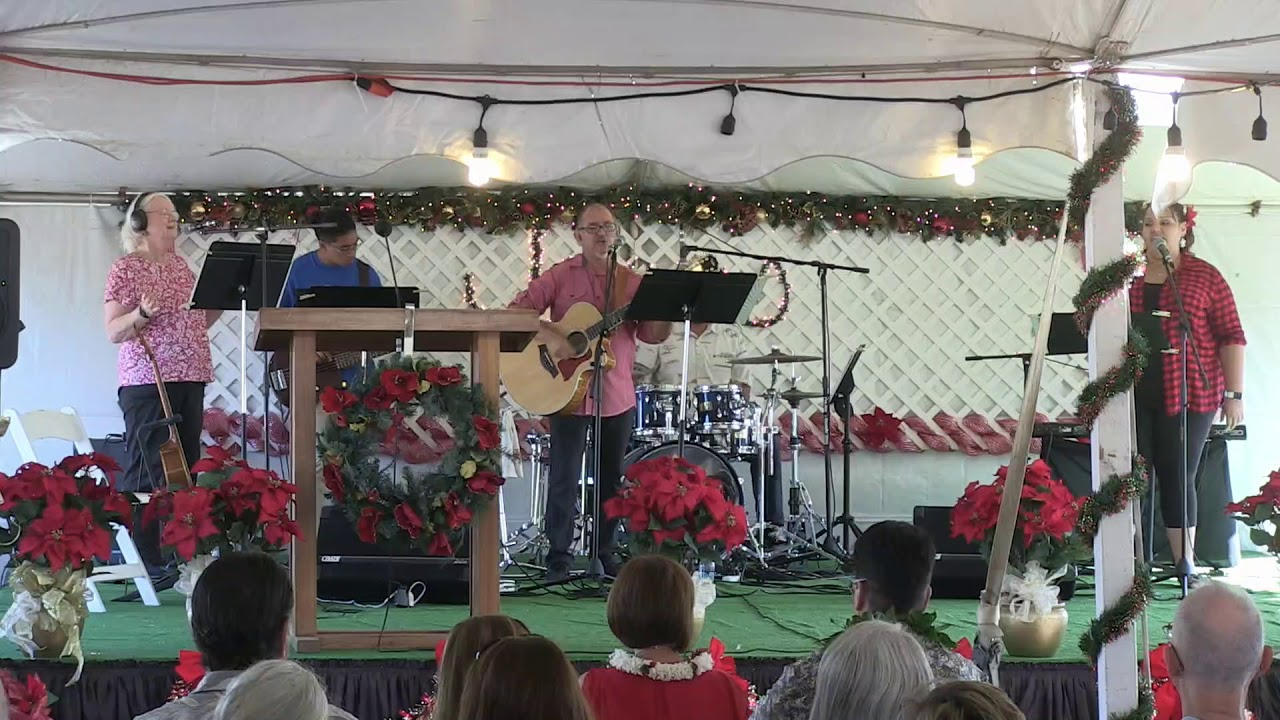 23 December 2018 | Calvary Chapel West Oahu Worship