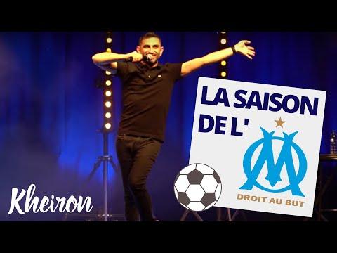 La saison de l'Olympique de Marseille - 60 minutes avec Kheiron