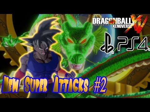 Dragon Ball: XV - Wishing New Super Attacks #2