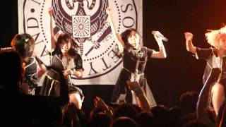 BiS 2014/06/30 Fly(途中から)(E3) @ 札幌Bessie Hall