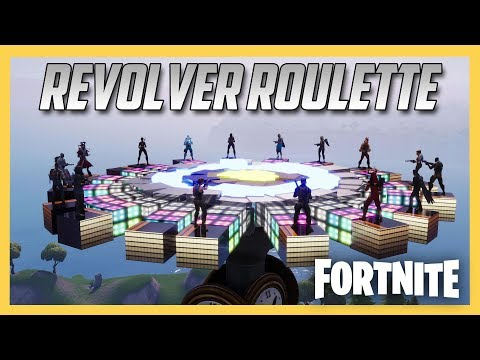 Fortnite Creative Revolver Roulette Madness! Code Inside | Swiftor Mp3