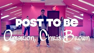 """""""POST TO BE"""" - OMARION, CHRIS BROWN, JHENE AIKO 